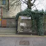 Felixstowe Road, Tottenham, N17, street name sign thumbnail