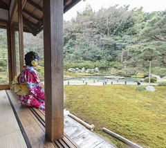 19032018-IMG_9107 (LIL Scarab) Tags: myoshinji temple kyoto japan travel tradition picoftheday canon canonphotography eos 6d ff 24x36 tamron tamronsp1530mmf28divcusd a012 tamronjp garden piece calm color uga 15mm scenic kimono tourist gion