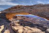 Mesa Arch (brian_stoddart) Tags: mesa arch rocks usa utah iconic colour sky canyonlands np