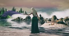 Let the Sea set you Free... (Neda Andel ~SLooK4U Blog) Tags: fashiowl fameshed mina coldlogic neve neverwood slook4u nedaandel