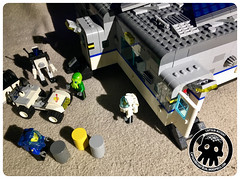 41-7 New Airlock Tops (captainmutant) Tags: afol classic space lego ideas legospace minifig minifigures moc sciencefiction scifi exploration legography brickography photography toy