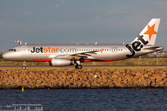 VH-VGQ Jetstar Airways Airbus A320-232 (SYD - YSSY - Sydney Kingsford Smith) (Sierra Aviation Photography) Tags: boeing embraer airbus bombardier planespotting planespotter spotter avionik spotting aviation luftfahrt airline airlines airways airport runway landing departure arrival jet sierraaviationphotography canon 5d eos engine taxiway terminal apron flugzeug aeroporto avião luchthaven vliegtuig luchtvaart airliner jetliner civilaviation aircraft airplane aeroplano 飛機 飞机 الطائرات 航空機 空港 مطار 机场 航空公司 الطيران エアライン 항공회사 sierraaviation sydney australia syd yssy sun