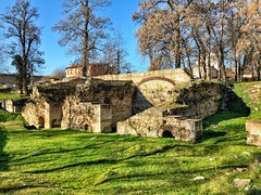 Roman ancient ruins (nenos_79) Tags: ruins iphonephotography landscape nature hisaria bulgaria romanancientruins ancientruins romanruins