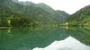 Mirror Lake by Name (Eye of Brice Retailleau) Tags: colourful colours composition earth nature outdoor paysage perspective scenery scenic travel view vista extérieur flora trees landscape forest wood forêt asia china green wideangle sichuan jiuzhaigou panorama water stream waterfall lake lac calm waterscape cloudy clouds reflection reflet mirror