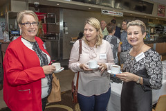TBC Breakfast (vk2gwk - Henk T) Tags: tomareebusinesschamber breakfast meeting networking business commercial people portstephens nelsonbay nsw australia chamber