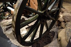 "British 4.5 QF Howitzer 12 • <a style=""font-size:0.8em;"" href=""http://www.flickr.com/photos/81723459@N04/41248143091/"" target=""_blank"">View on Flickr</a>"