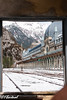 Desde la ventana (Frankymiller) Tags: canfrancestación pasques pirineus2018 sonya700 tamronsp1750mmf28 valledetena detalleestación estación marco nieve