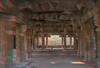 Hampi, Karnataka, Inde (Pascale Jaquet & Olivier Noaillon) Tags: décoration anaglyphe basreliefs anaglyph divinités religionhindouisme temple sculptures hampi karnataka inde ind