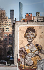 To get lost at NYC|New York|USA (Giovanni Riccioni) Tags: 2018 5d america canon canonef75300mmf456iiiusm canoneos5d eos fullframe giovanniriccioniphotography march marzo newyork states statiunitidamerica travel usa unitedstatesofamerica viaggiare viaggio highline nyc newyorkcity reportage murales murals urban urbano arte art graffiti graffito street