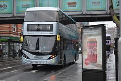 Nottingham City Transport 432 (Ash Hammond) Tags: nottinghamcitytransport scanian280ud alexanderdennisenviro400cbgcity 432 yn18svc