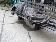 07.04.18 Susan MacBride, Glasgow  Homeless Jesus, Tron Church DSC07226 (Cartridge Save - A Day in the Life) Tags: glasgow adayinthelife aditl photography socialexperiment social society art artist camera photographer photographers photos photograph photographs city citycentre potd picoftheday streetphotography candid scotland scottish floor man person people imagery beautiful streetart captured livelihood home everyday weather town professional job daily life reallife shopper girl boy woman musician laughing smiling stagdo ladsnight nightout elderly building skyscraper riverclyde glaswegian news tv peaceful protest women presenter green signs balloons celebration uk