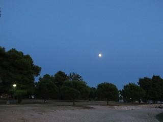 Beach near Villas Rubin (Rovinj)