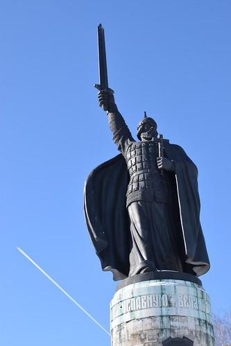 Памятник Илье Муромцу