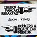 Church & Pancake Breakfast, Choose Wisely