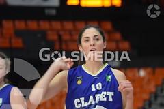 València bàsquet-Picken Claret (paloma navarro )