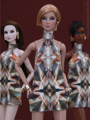 CALEID 2 (marcelojacob) Tags: marcelo jacob fashion royalty integrity toys mattel barbie silkstone doll muñeca adele makeda giselle nuface poppy parker agnes vestido caleid