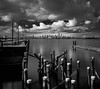 Lonsdale Pier N. Vancouver (oneworld72) Tags: lonsdalepier northvancouver alpa12max rodenstockalpagonhr50 stitched nd10 credo60 clouds blackwhite