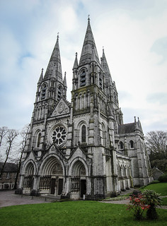 St Fin Barre's Cathedral - Cork
