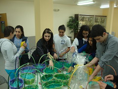 St. Andrew Cupertino ACYO Easter Basket Assembly