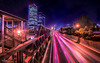 Tel-Aviv Lights (stollman_ron) Tags: telaviv long exposure lights night street architecture israel