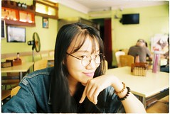 (tayn3) Tags: vietnam 35mm analog film portrait vietnamese girl colorfilm analogue nikonf3 nikonseriese28mmf28 fujicolorc200 2017 fujifilm saigon hcmc humansofsaigon croplab grousespouse