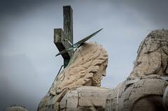 Haupt der Christusstatue (Markus Wollny) Tags: city vatikan rom vaticancity vatikanstadt it