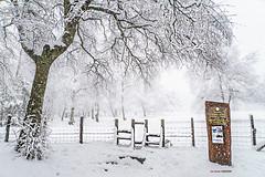 Parque natural de Urkiola. Zaindu! (Jabi Artaraz) Tags: jabiartaraz jartaraz zb euskoflickr urkiola nieve invierno elurra snob parque zaindu cuidar respètar