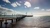 Safety Beach (Thunder1203) Tags: jetty pier beachesofaustralia beachesoftheworld hdr morningtonpeninsula portphillipbay safetybeach sea aerialphotography djiaustralia djiglobal djimavicpro dronelife dronephotography