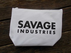 """Canvas bag (brucesflickr) Tags: """"adam savage"""" """"savage maker box"""" """"quarterly co"""" tools """"model making"""" cardboard """"special fx"""" drawing crafts"""