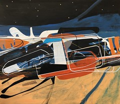 Jim Harris: Star Bright. (Jim Harris: Artist.) Tags: art arte painting kunstzeitgenössische künstler peinture space cosmology abstractart lartabstrait contemporaryart jimharris collector