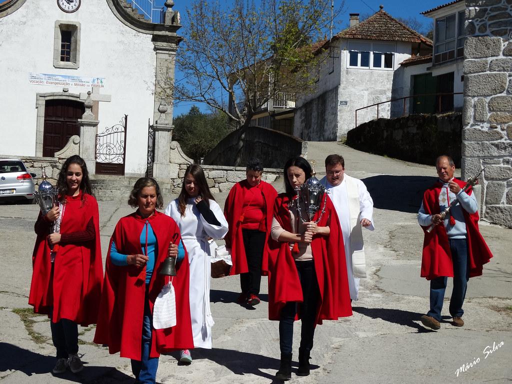 Águas Frias (Chaves) - ... visita pascal (2015) ...