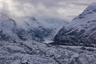 White Mountain  Pass