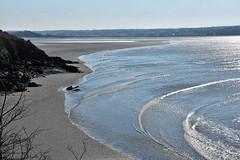 marée montante (ilana.greendel) Tags: breizh brittany bretagne tide marée