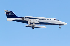 D-CGRC - Jet Executive International (Wee in YYC) Tags: dcgrc lj35 learjet jetexecutiveinternational cyyc yyc