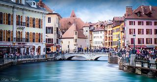 La Vieille-ville d'Annecy