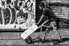 Drinks Deliveryman (JuliSonne) Tags: street streetphotography drinks worker deliveryman wine people