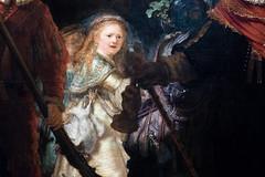 The 'Night Watch' (detail)   Rembrandt van Rijn   1642   The Rijksmuseum-23 (Paul Dykes) Tags: rijksmuseum museumofthenetherlands art gallery museum amsterdam netherlands nl holland nightwatch rembrandtvanrijn 1642
