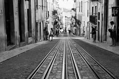 Lisboa soul 🚋 (Yonatan Souid) Tags: lisboa lisbonne portugal europe bw blackandwhite street streetphotography atmosphere cityscape cityatmosphere travel photography passion shot light lightandshadow walk afternoon alfama monochrome