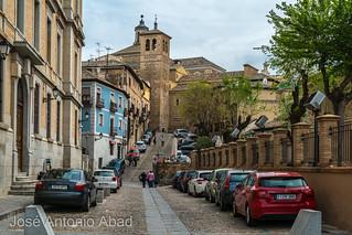 Subida Granja. Toledo