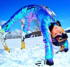 blue (skisuitguy) Tags: skisuit snowsuit ski snow suit skiing skifashion skiwear