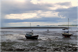 Seascape Lindisfarne