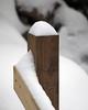 20180318 snow post (bob watt) Tags: canoneos7d canon 7d 55250mm snow nottingham home sherwood england uk march 2018
