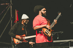 Akae Beka (Jonhatan Photography) Tags: music concert show reggae rasta roots akaebeka culture ralak9 chile musician bass guitar people irie peace