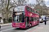 Reading Buses 1212, DU61FVY. (EYBusman) Tags: reading transport buses municipal bus coach victoria westminster city centre london green line 702 windsor legoland alexander dennis enviro 400 overall advert vamooz transdev lloyds coaches machiynlleth wales goodwin eccles lc61wyn go60ody du61fvy eybusman
