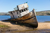 Point Reyes Shipwreck (wikiphotographer) Tags: california inverness marincounty tomalesbay unitedstates usa us pointreyes shipwreck boot schiffswrack kalifornien schiff