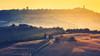 Capella della Madonna di Vitaleta (der_peste (on/off)) Tags: tuscany toskana toscana italien italy italia valdorcia vitaleta capella madonnadivitaleta capelladellamadonnadivitaleta travel sunset sunrise sonnenaufgang
