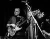 my favorite bassist... ;-) (enzo marcantonio) Tags: leica invernesspub corner cornerlive blackandwhite bass bw music sgobaro blues sound headhuntes wetzlar