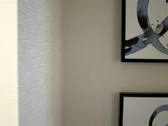 NYC (bartholmy) Tags: newyork city hotel hotelkunst kunst hotelart art tapete wallpaper bild picture rahmen frame minimal minimalism minimalismus minimalistisch abstrakt abstract