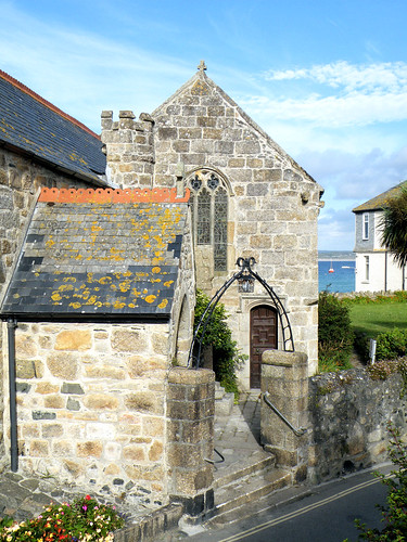 St Ives Church