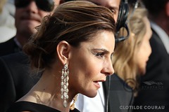 CLOTILDE COURAU 02 (starface83) Tags: actor festival cannes portrait film actress clotilde courau